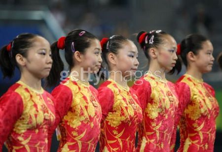 China is favored to win gold in the women\'s team competition.